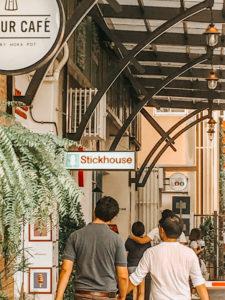 Stickhouse Tha Mahara